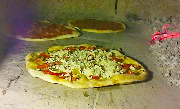 Impariamo a fare la pizza